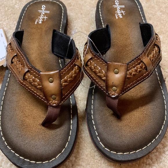 Clarks Shoes - Clark's Collection Flip Flops Size 7